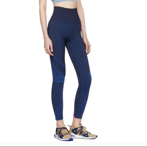 LNDR Pants - LNDR blue compression Leggings Brand new!